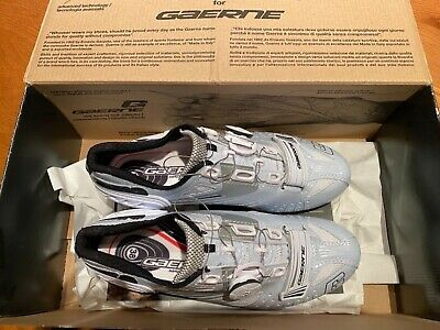 Gaerne Ladies Carbon Composite G.Luna Road Cycling Shoes, White - Size 38 UK5 • 25£