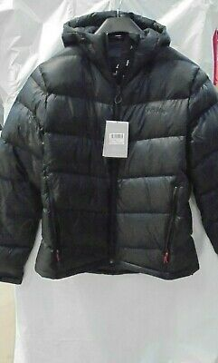Fohn Heavy Down Jacket SMALL BLACK - • 26£