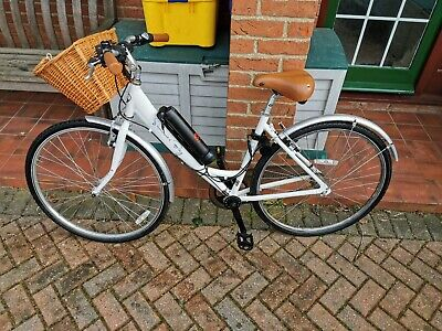 Claude Butler Ladies Bike With Revos Electric Bike Ebike Kit Fitted  • 199£