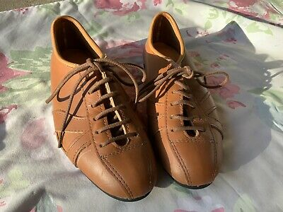 Boxed New William Lennon Handmade Leather Cycling Shoes Size 5 • 49.99£
