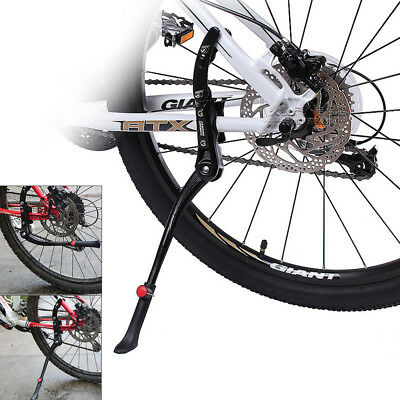 1x Heavy Duty Mountain Bike Bicycle Cycle Prop Sides Reak Kick Stand Adjustable • 7.19£