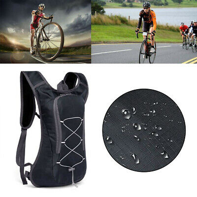 Cycling Backpack Breathable Ultralight Pouch Hiking Bicycle Rucksack Bike Bag • 8.99£