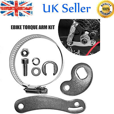 Electric Bike Torque Arm Accessory Ebike Torque Washers Universal For Front S3H2 • 8.19£