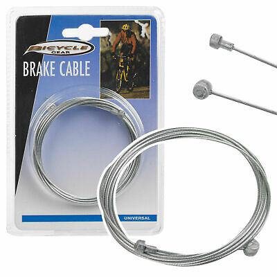 Universal Bicycle Brake Inner Wire Cable Front Rear Road MTB BMX Mountain Bike • 3.49£