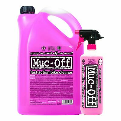Muc-Off NanoTech Biodegradable Bike Cleaner • 24.95£
