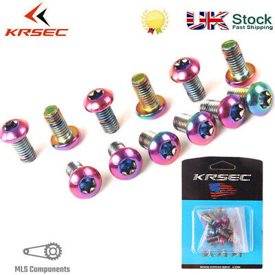 KRSEC Disc Brake Rotor Screw Bolts • 7.49£