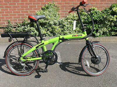 New 24v Electric Folding 20  Integra 'ampere' See Detail Pics • 595£