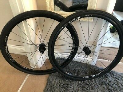 DT Swiss R470 DB Road Wheelset - 12mm Tru Axle-Centre Lock • 1.04£