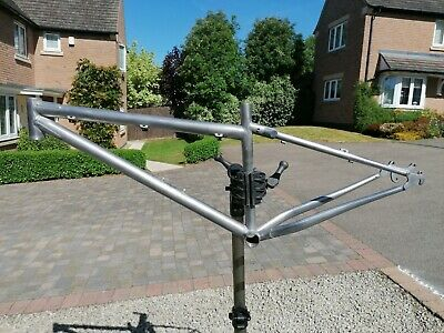 On One Inbred Frame And RockShox Fork, Small 14 , For 26  Wheels, DiscBrake Only • 22£