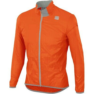 Sportful Hot Pack Easy Light Jacket SIZE - 3XL ORANGE ] • 11.50£