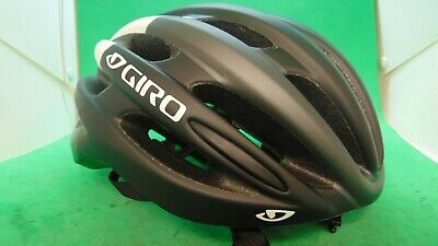 Giro Foray Helmet Size- MEDIUM (55-59CM) BLACK/WHITE 20 ( • 8.50£