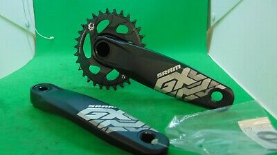 SRAM GX Eagle Fat5 GXP Crankset 170MM - 12 SPEED 30T BLACK ( • 2.24£