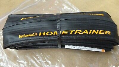 Continental Hometrainer II Road Trainer Tyre 23C 700C BLACK + • 1.20£