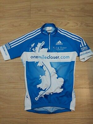 Adidas Sis Memorial Ride Cycling Jersey Size M  Very Good Condition  • 7£