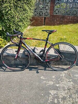 Merida Scultera 400 Road Bike Size Small. Matt Black And Red. Hardly Used  • 800£