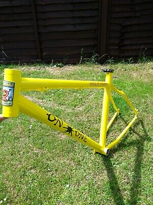 On-One 456 Evo2 Limited Edition Mountain Bike Frame. 18inch. • 155£