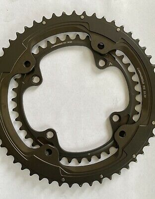 Campagnolo Super Record Chainrings Chain Ring 11 Speed 53/39 • 50£