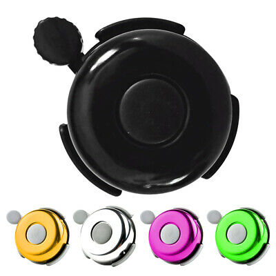 Kids Bike Bicycle Bell Ring Boys Girls Cycling Universal  For 20-25 Mm • 4.05£