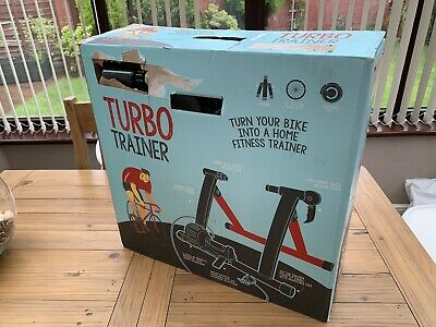 Brand New Bike Hut - Magnetic Resistance Turbo Trainer Indoor Cycling Fitness • 56£