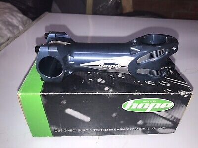 HOPE XC Stem. 110mm 10 Deg Unused Gunsmoke Grey  • 40£