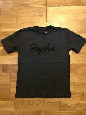 Rapha Womens Logo Grey T-shirt Size Small • 3.20£
