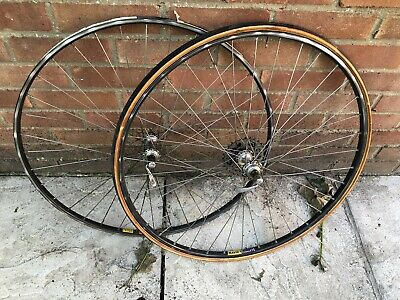 Pair Of 'vintage' Mavic Rims Reduced Price • 50£