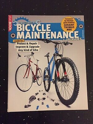 Bicycle Maintenance Magbook • 7.99£