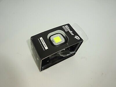 Knog Blinder Mini Chippy Front Light BLACK < • 13.63£