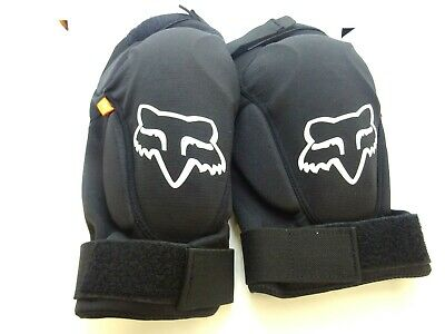 Fox Racing Launch D30 Knee Guard Size - L BLACK > • 5.50£