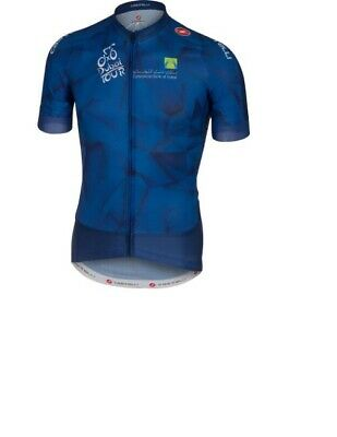 Castelli Tour Of Dubai 2017 Marathon Jersey 2XL LEADER - • 10.50£