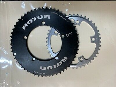Rotor 56/44 Chainrings, 130bcd • 70£