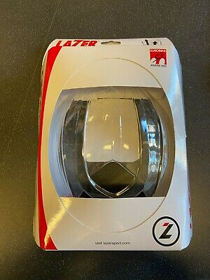 Lazer Blade Helmet Clear Shell Cover Road Cycling L • 5£