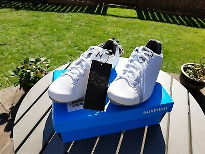 New Shimano RT4W SPD Childs/Youth  Cycling Shoes Size 36 • 25£