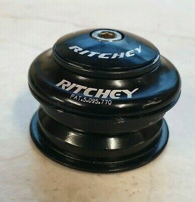 Ritchey Logic Zero ZS44 Semi Integrated Headset In Black For 1 1/8  • 17.99£