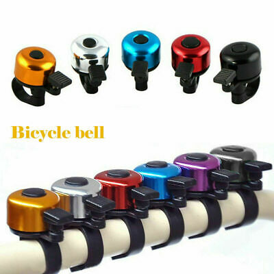 Loud Crisp Bike Bell Horn Bicycle Ring Handlebar Safety Sound Alarm Portable • 1.99£