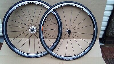 Fulcrum Racing 3 Wheelset With Tyres & Tubes. • 160£