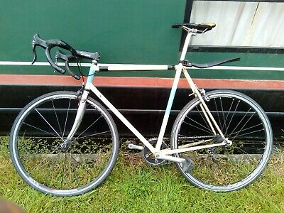 Tall Single Speed Road Bicycle • 150£