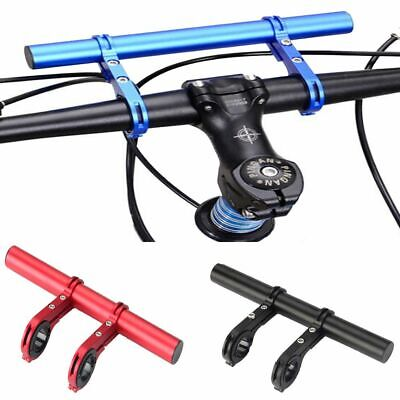 Handlebar Extension Mount Bike Bicycle Bracket Extender Holder Handle Bar • 5.31£