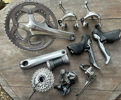 Shimano 105 5700 10s Groupset USED • 155£