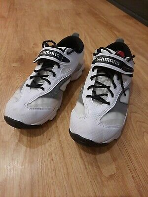 Nearly New Shimano Cycling Shoes 42 SH-FN23W • 4.30£