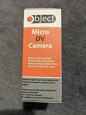 Micro Digital Video Camera • 2£