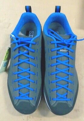 Scarpa Highball EU 43/ UK 9 SHARK-TURQISH BLUE ¬ • 89.01£