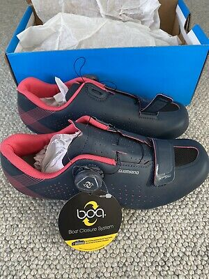 Brand New Shimano RP5 Cycling Shoes Womens Size 7.5 (41) • 60£