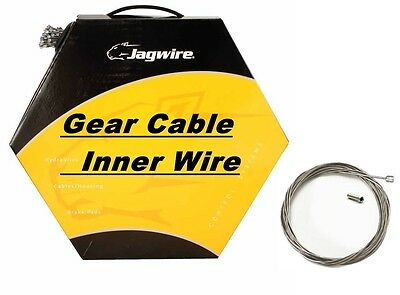 JAGWIRE Inner Bike Gear Cable Wire Galvanised, Slick Stainless, Pro, Elite Ultra • 2.99£