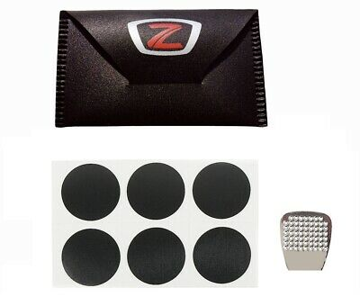 Zefal Self Seal Glueless Bike Inner Tube Puncture Repair Cycle Patches • 2.99£