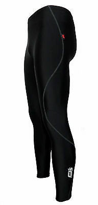 Mens Fjs Spring Summer Gel Padded Cycling Cycle Gym Trousers Leggings Tights • 18.95£