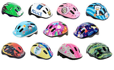 Baby Kids Childrens Boys Cycle Safety Crash Helmet Small Size • 16.99£