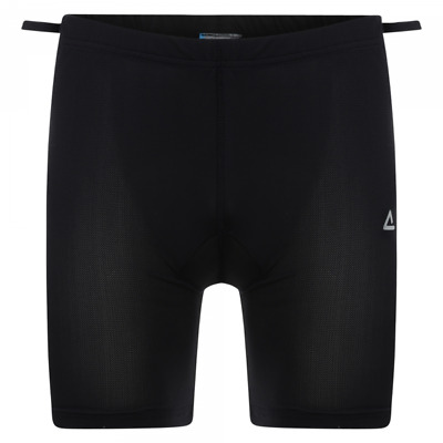 2 X Dare2b Mens Align Padded Cyle Cycling Shorts Black RRP £50 • 14.99£
