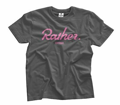 Rather Expensive Cycling T-Shirt Inspired By Rapha Road Fixed Fixie • 19£