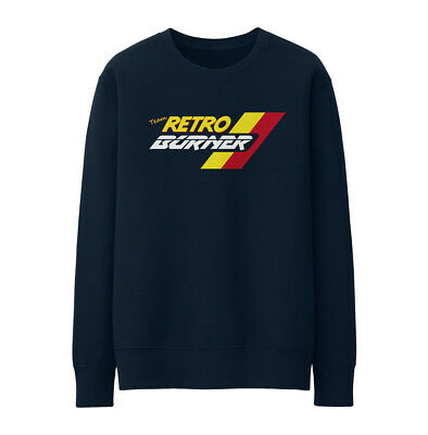 Bike Ninja Retro Burner Sweatshirt - Cycling • 25£